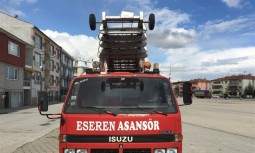 Kiralık Asansör Eskişehir
